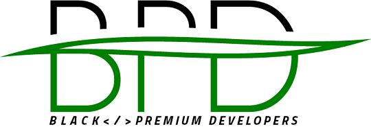Black Premium Developers LOGO 540